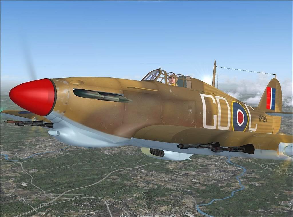 [FS9] - Aeronaves que fizeram fama.... Hawker_Hurricane01