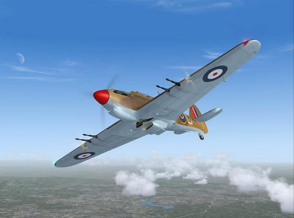 [FS9] - Aeronaves que fizeram fama.... Hawker_Hurricane04