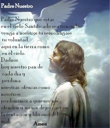 Compartir con ustedes la oración que Jesús nos enseño Padrenuestroru0APORTEDEFIRMAPADRENU