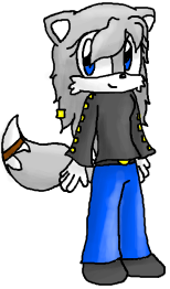 Splice The Hedgehog: RPG Fangame. CrystalTheFox2