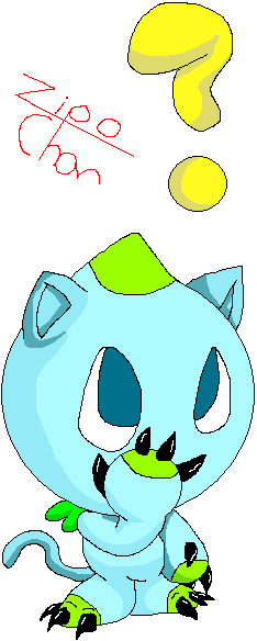 Splice The Hedgehog: RPG Fangame. KittyTheCatChao4smaller