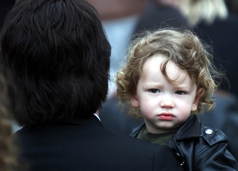 U2 and family ElijahBono