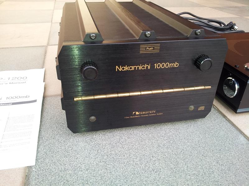 [WTS] RARE Nakamichi TP1200+ Rare Limited 1000MB 3-7_zps2cc5d323