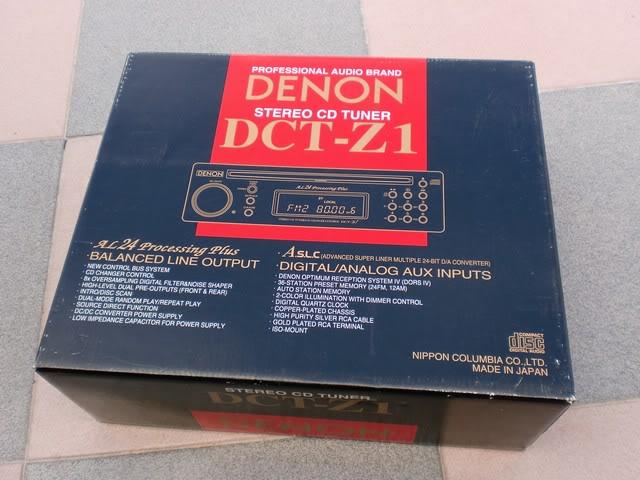 [Wts] Denon Z1 CIMG1528