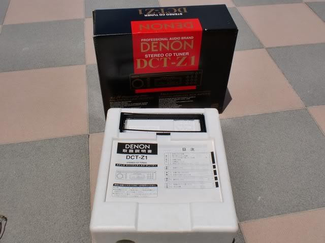 [Wts] Denon Z1 CIMG1531