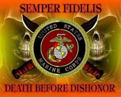 Organization & history: 1st Recon Bn SemperFidelisDeathB4Dishonor-1