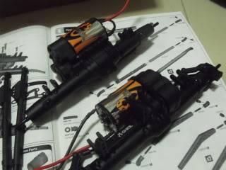 build - Wrigleys XR10 Build DSCF3743