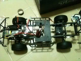 build - Wrigleys' Rc4wd Trailfinder 2 TF2 Build IMG_4485