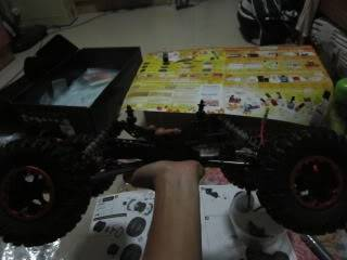 build - Wrigleys XR10 Build IMG_9017