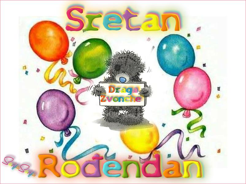 ZVONCE HAPPY BIRTHDAY! :) Zvonche