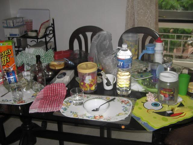 Pictures from my little vacation in India (warning- may take years to load) Diningtable