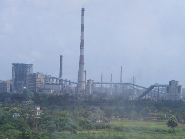 Pictures from my little vacation in India (warning- may take years to load) Durgapursteel4