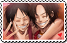 Ace x Luffy