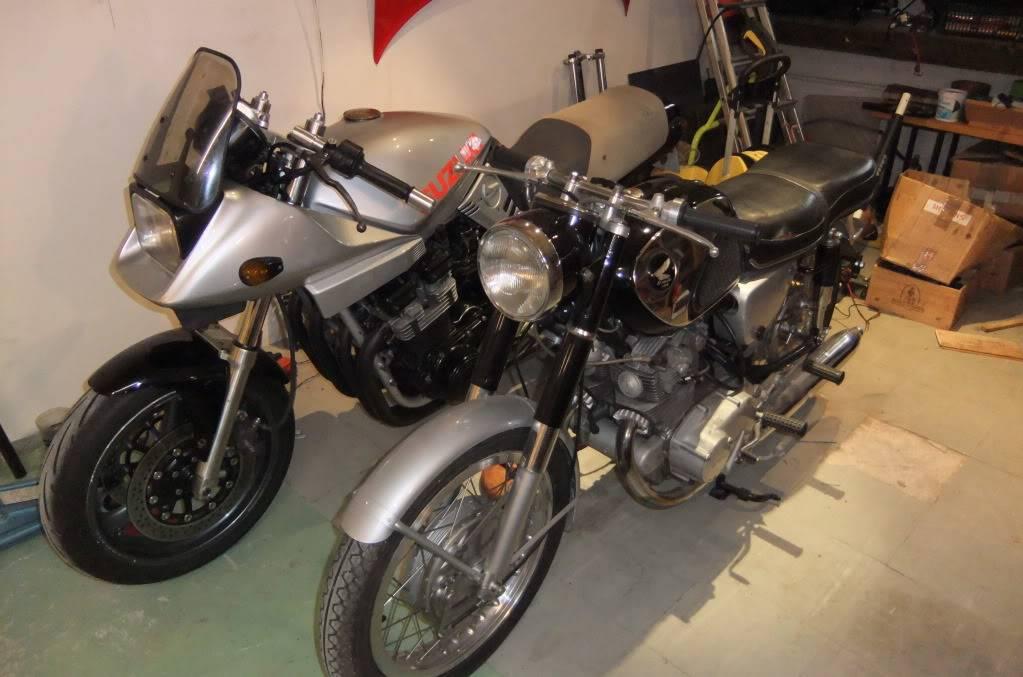 Fan des Honda CB 72,77,92 des années 60 04eb6aac