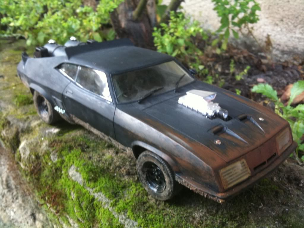 "Ford Falcon Interceptor "" Mad Max 2 "" C1110413"