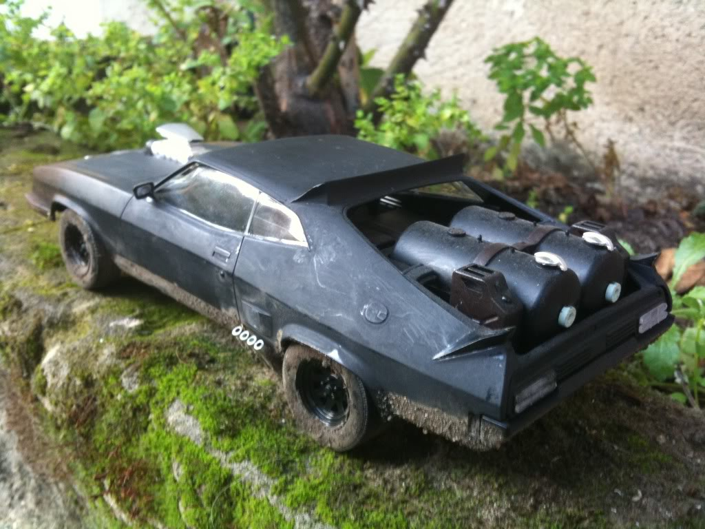 "Ford Falcon Interceptor "" Mad Max 2 "" F159e6c6"