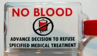 Proibição das Transfusões de Sangue- Até onde vai a obsessão do Corpo Governante? EtiquetaAntitransfusoemIngls