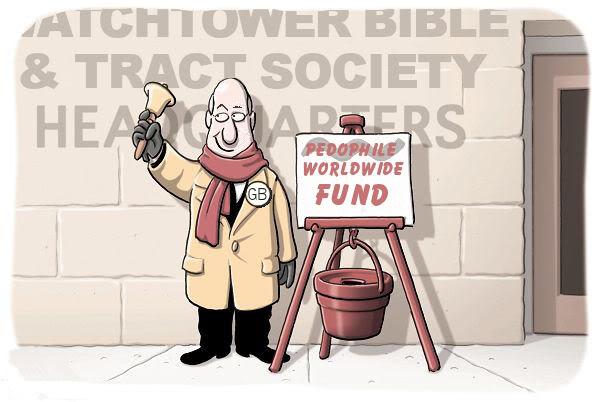 (UPDATE) 27 milhões de dólares de indemnização a favor de vítima de pedofília (EUA) WatchtowerPedophileFund