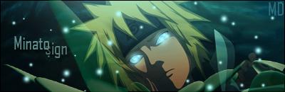 Concurso de Firmas: Naruto Otaku Evolucion Minato