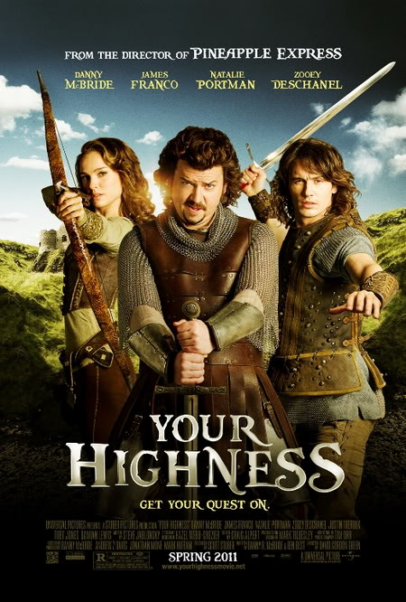 Your Highness (2011) CAM XViD-TA