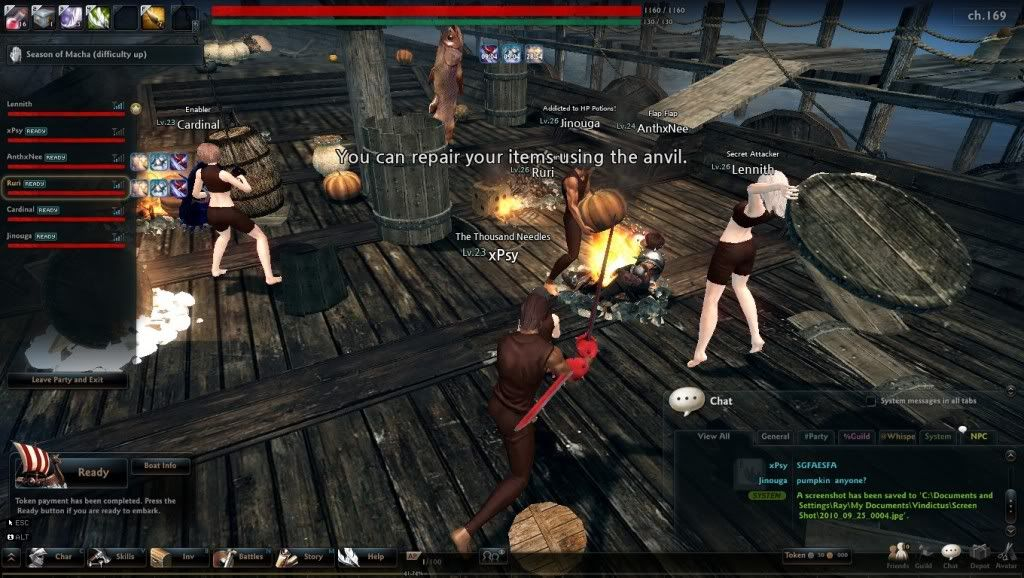 Another chain of screenshots! 2010_09_25_0005