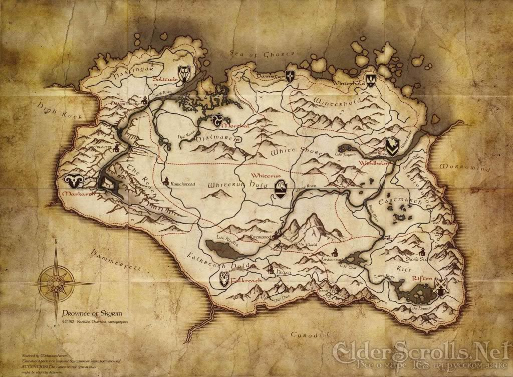 The Elder Scrolls V: Skyrim - Página 2 Map_of_skyrim-1024x752