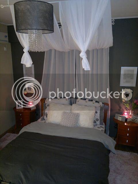 Το τέλειο γκρι Bedroomtransformation