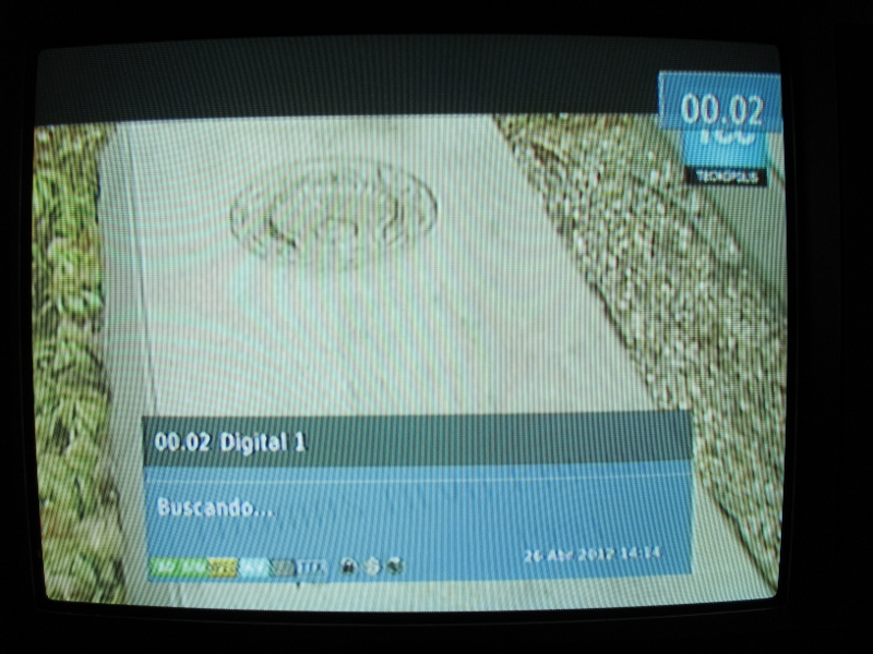 TV Clip de Lanús ya emite en ISDB-Tb IMG_4455