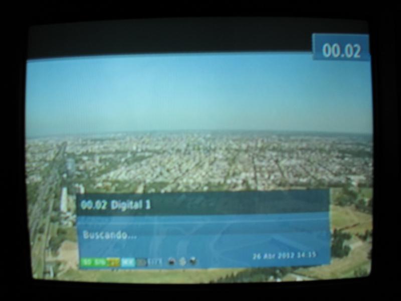TV Clip de Lanús ya emite en ISDB-Tb IMG_4457