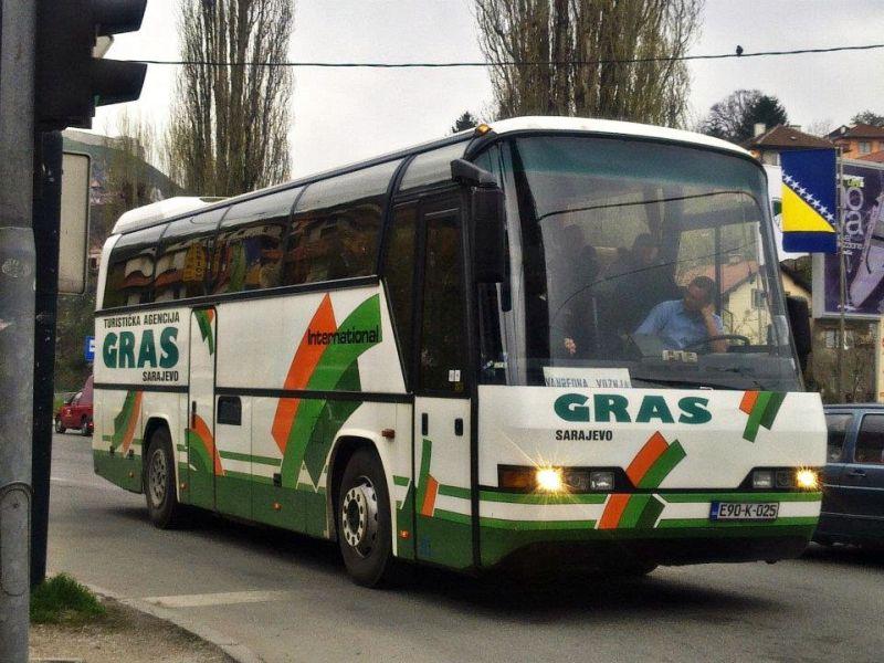 GRAS - Turistička agencija, Sarajevo  399102_385057491534521_100000908204896_1143319_877351847_n