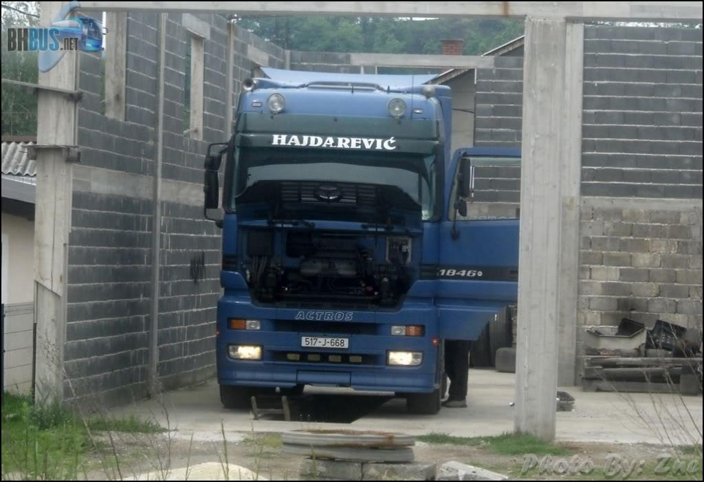 HAJDAREVIĆ - Hajdar Trans, Podlugovi DSCN0591