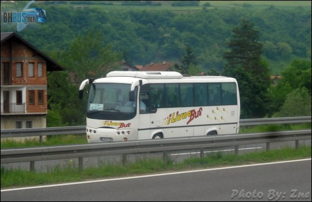 Livno Bus, Livno/Split DSCN0596