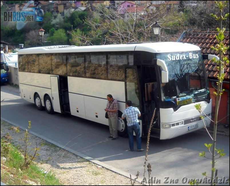 Sudex bus, Gradačac  DSCN9405