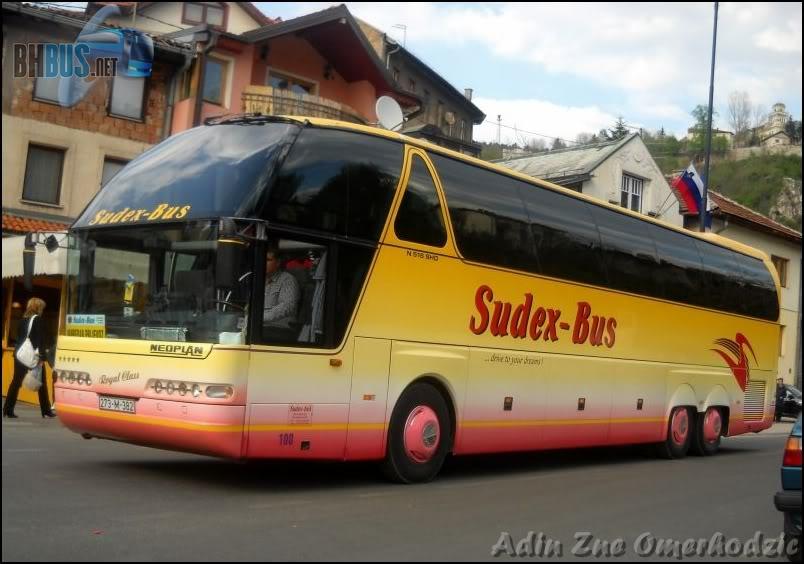 Sudex bus, Gradačac  DSCN9501