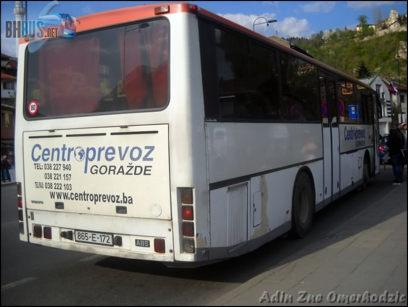 Centroprevoz, Goražde DSCN9534
