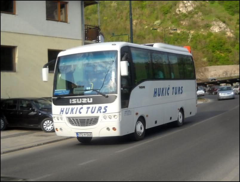 Hukić Turs, Sarajevo DSCN9535