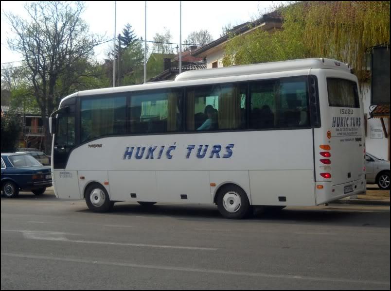 Hukić Turs, Sarajevo DSCN9537