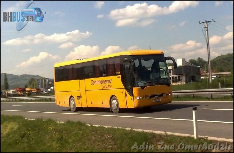 Centroprevoz, Goražde Slika1242