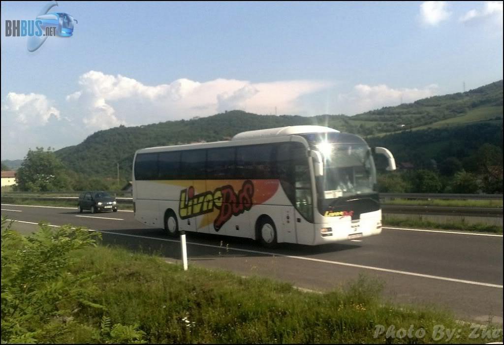 Livno Bus, Livno/Split Slika1682
