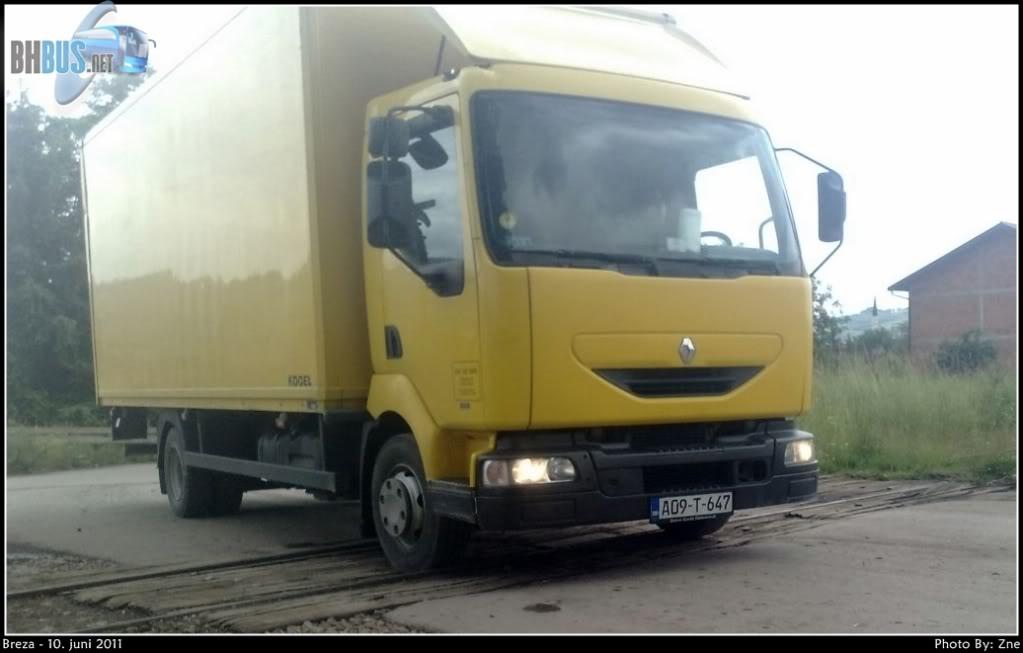 Renault kamioni Slika1997