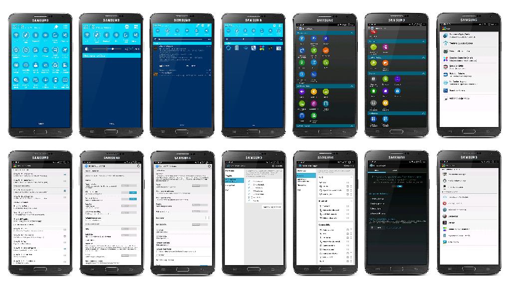 [Samsung Galaxy Note3][ROM 4.4.2] X-NOTE Build v21 [NJ2] [20.11.14][SGN3][SM-N9005][TOPIC 3] Lowres
