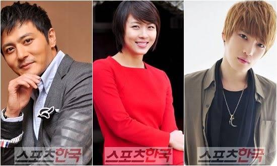 Kim Jae Joong JangDongGun_HaJiWon_JaeJoong