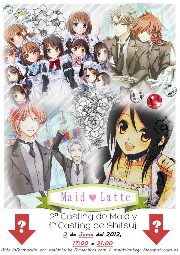 ♥2ºCasting De Maid & Shitsuji♥ 3-2