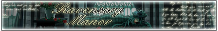 Ravenscry Manor Banner3