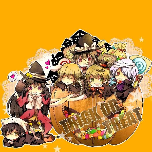 Sondeo para la imagen del cartel del evento de Halloween Foro