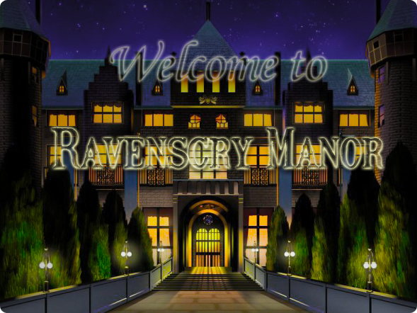 Ravenscry Manor Portada
