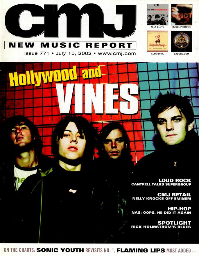 Vines magazine and newspaper articles (from the old forum) - Page 3 15july2002