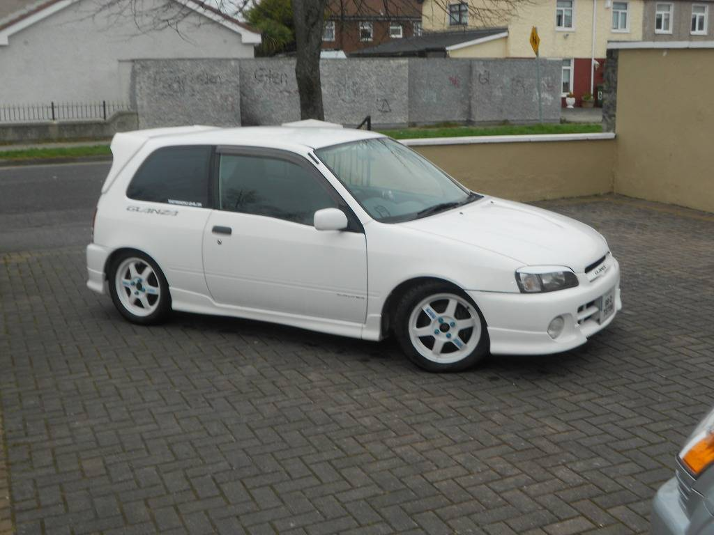 My 98 Glanza V optional extra build 755555555555555555555555027