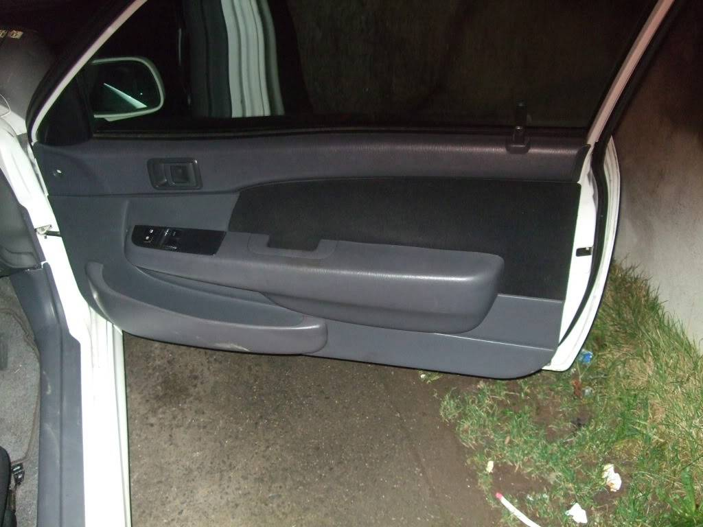 My 98 Glanza V optional extra build Robspics078