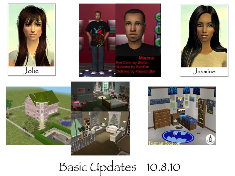 The Sims 2 Updates - 17/10/2010 BasicUpdates100810